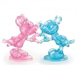 DISNEY MICKEY & MINNIE 米奇&米妮  水晶 3D Puzzle