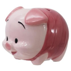 日本 Disney 小豬 Piglet 陶瓷 豬仔錢罂  (S Size)