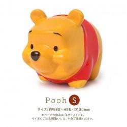 日本 DISNEY Winnie The Pooh 陶瓷 豬仔錢罂 (S SIZE)