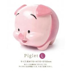 日本 DISNEY 小豬 PIGLET 陶瓷 豬仔錢罂 (L SIZE)